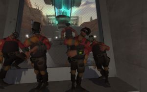 My Engineer Loadouts by impostergir007