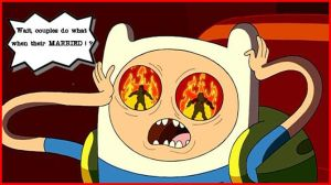 Adventure Time- funny phrases by sexyladydede