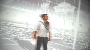 Desmond Miles from AC ~ Mock-up by indy7738