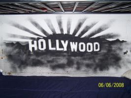 Hollywood by IsometricPixel