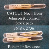 Johnson + Johnson CATGUT No.1 by BohemianResources