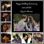 Bella and Edward's anniversary Renesmee's POV by Bellanesssiecullen