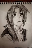 Edward Elric by Angel-of-the-Dark12