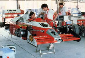 Martin Brundle (1987) by F1-history