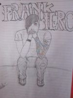Frank Iero 2 by Mrmr-Hearts-Every1