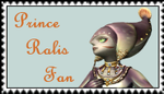 I support Prince Ralis stamp by cathanupto