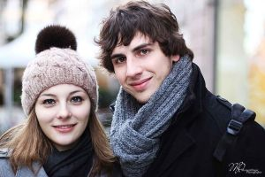 Couple 06: Alina and Maxime by vampireweekends