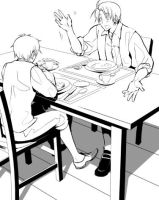 DINNING by nairchan