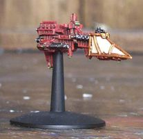 Sword-class Frigate by ROBOPOPE