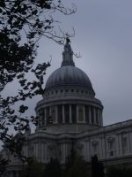 St Paul's Cathedral by Mimii-x