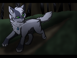 Run From your Fears -AT by Wolf-Alpha