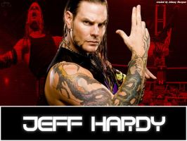 Jeff Hardy by johnnymarques