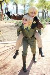 Hetalia: 'Onward Iggy!' by ValdaValsha