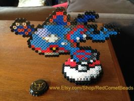 Kyogre Stand by HaleysRedComet