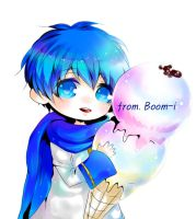 Vocaloid Kaito by boom-i