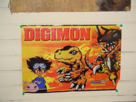 digimon poster by lonewolf100