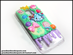 Catz S5 Case by GrandmaThunderpants