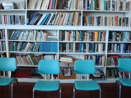 Library by Lithium-Memoria