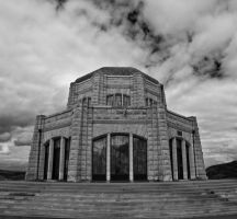 The Crown - BW by LAPoetry-n-Photo