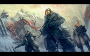 Copy of Killzone Wallpapers (1) by talha122