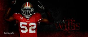 Patrick Willish San Francisco 49ers Facebook Cover by FBGNEP