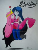 Bubbline by Chiherah