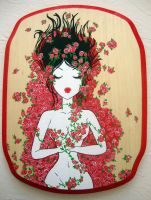 Bed Of Roses by LolliPopSuicide