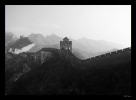 Great Wall of China II by mercyop