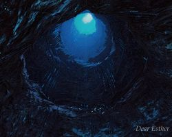 Dear Esther Cave 2 by bad-temper