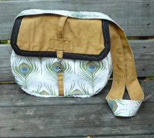 LM Peacock Messenger by Eliea