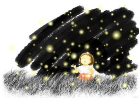 Grave of The Fireflies by dave-il