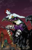 Haute Couture: Duela Dent by GothamGirls