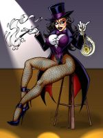 Zatanna by THE-Darcsyde