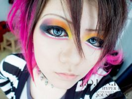 Pop Rock: Visual Kei Inspired by Jounka