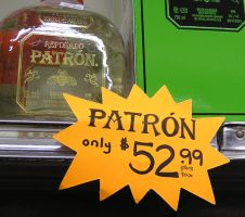 Patron sign - redone by celacia