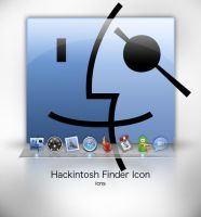 Hackintosh Finder Icon by 3nc