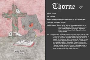 RotH Bio--Thorne by PokreatiaForms