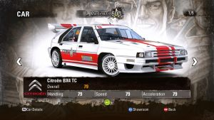 WRC 3 - Citroen BX4 TC by 850i