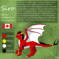 Siro Reference by Azuine