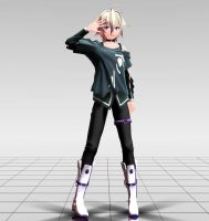 IO MMD download by Reon046