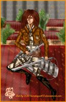 Attack on Will by 20Tourniquet02
