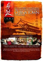 China Town ISB Press Ad 2 by creavity