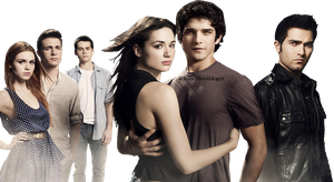Png with Teen Wolf ~ 02 by FlowerskaHoneyLand