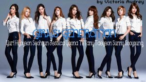 SNSD Edit by leeaudrey