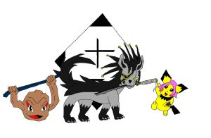 Pokefied Bleach squad 11 by kittypetro
