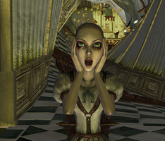 The Scream by tombraider4ever