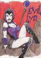 Evil-Lyn by Crash2014