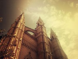 cathedral might by Skylarc88
