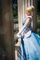 Cinderella - On the Balcony by Eli-Cosplay