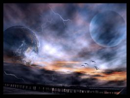 End of the World by loneantarcticwolf